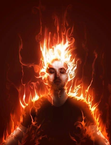 Người mệnh hỏa
