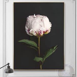 Tranh hoa hồng pháp nghệ thuật CV01A551