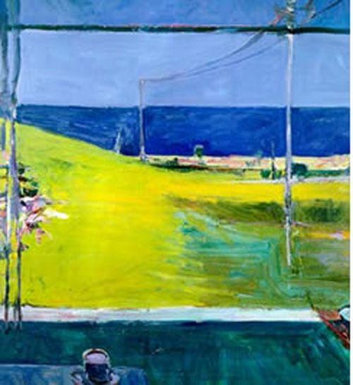 Richard Diebenkorn: Ocean Horizon