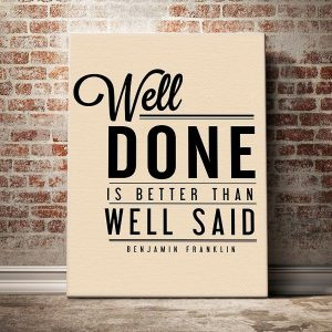 Well-done-is-better-than-well-said