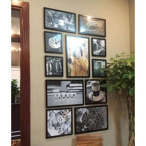 Bộ 11 tranh treo tường quán cafe MS115