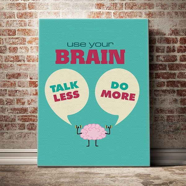 use-your-brain-talk-les-do-more