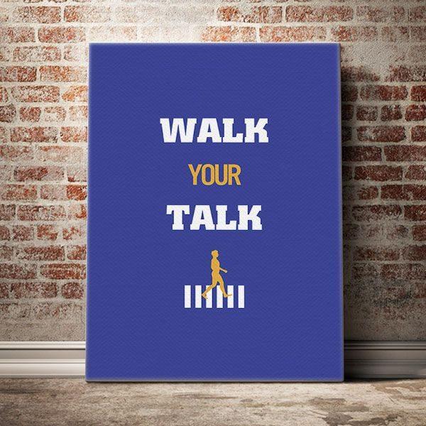 walk-your-talk
